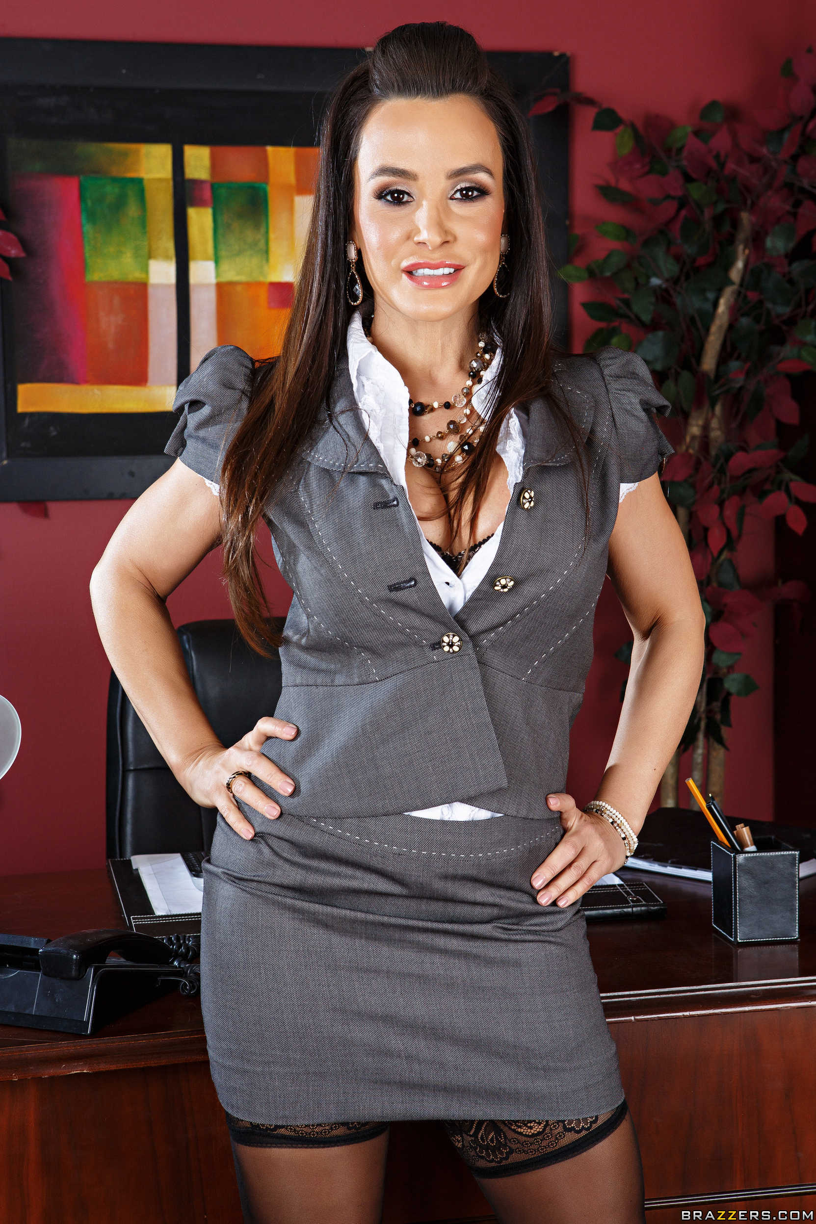 lisa ann in sex therapist - brazzers love