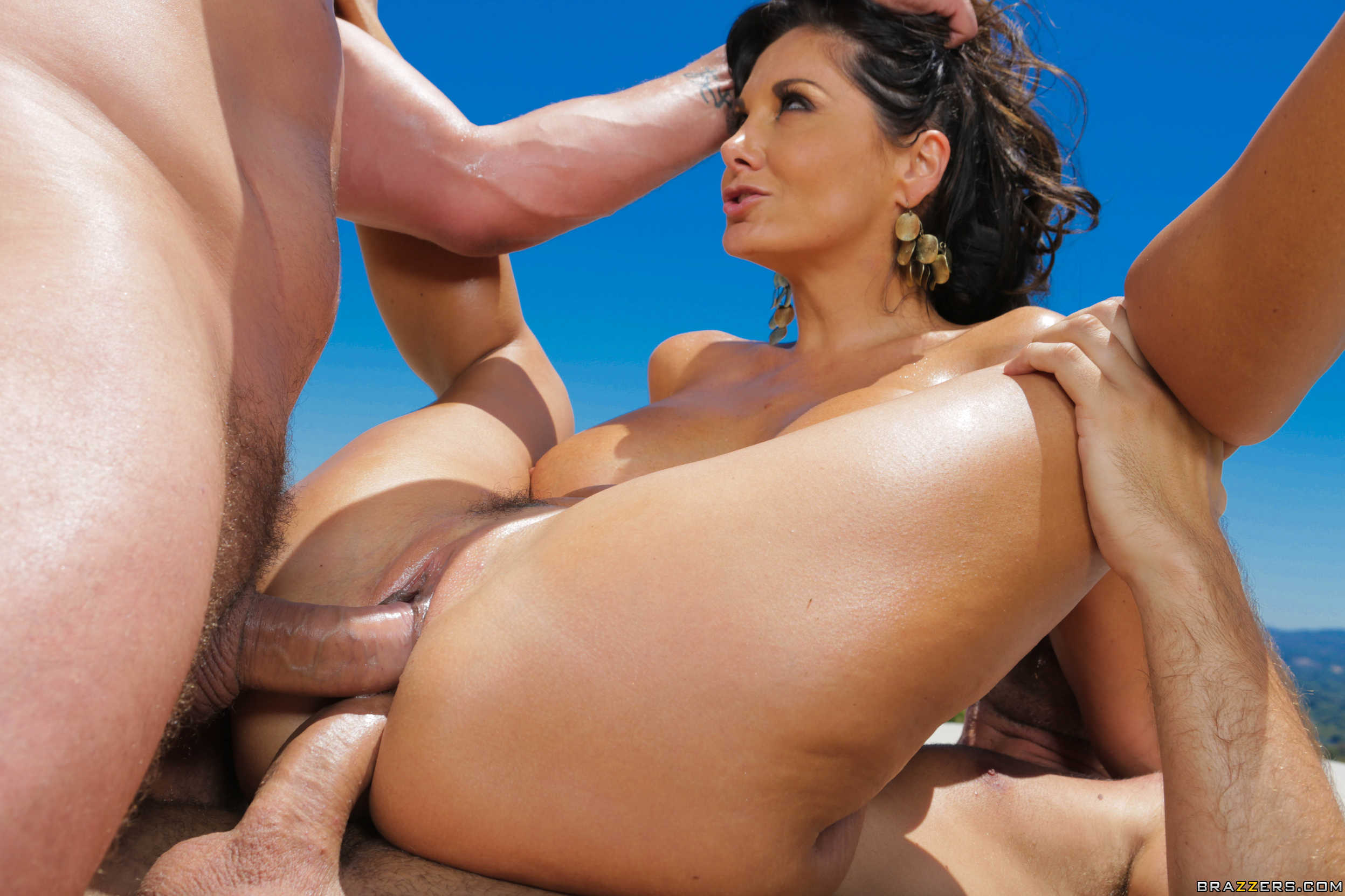 Another ava devine threesome