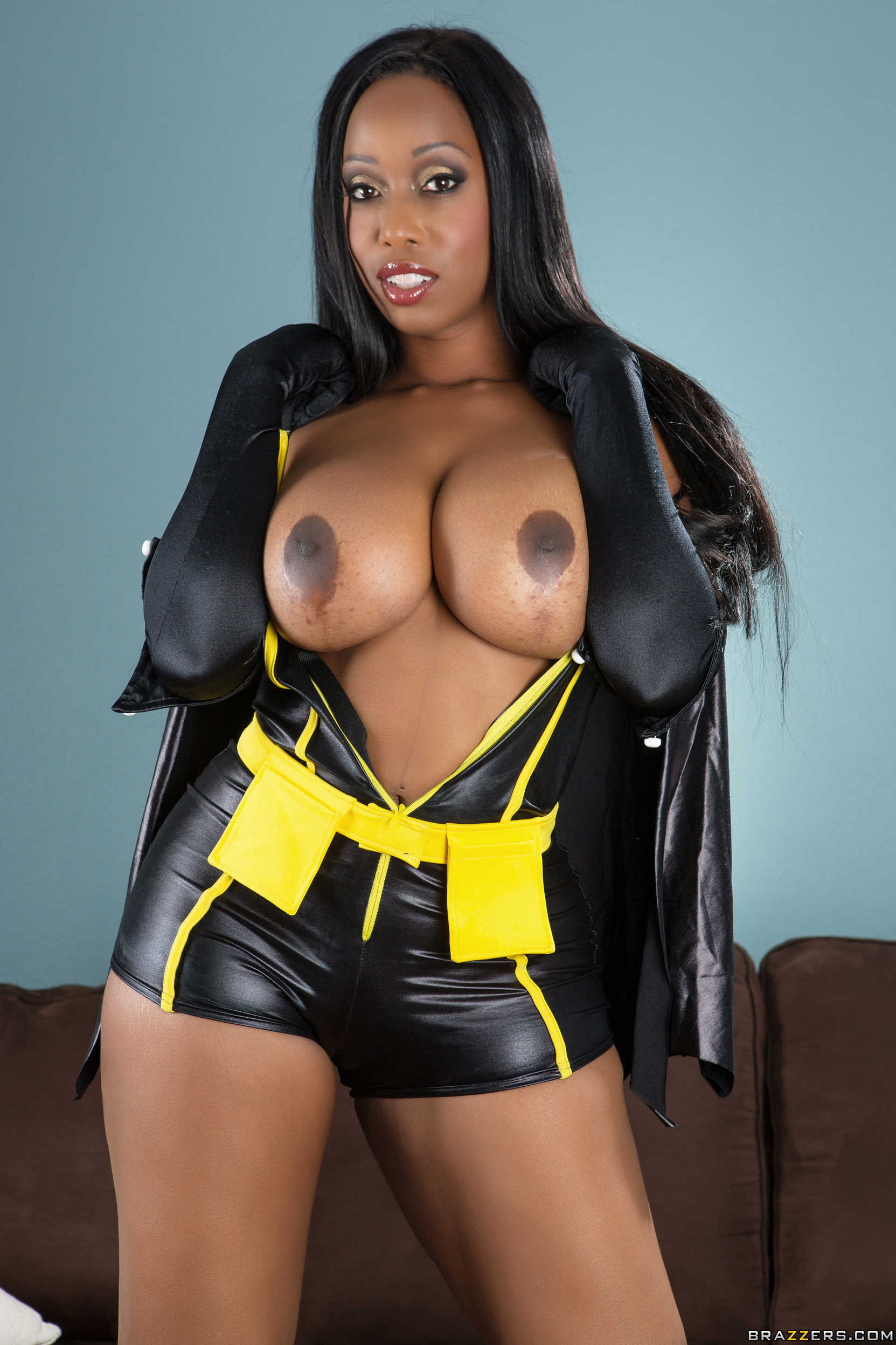 Brazzers Black Big Tits - Codi Bryant in Super Tits