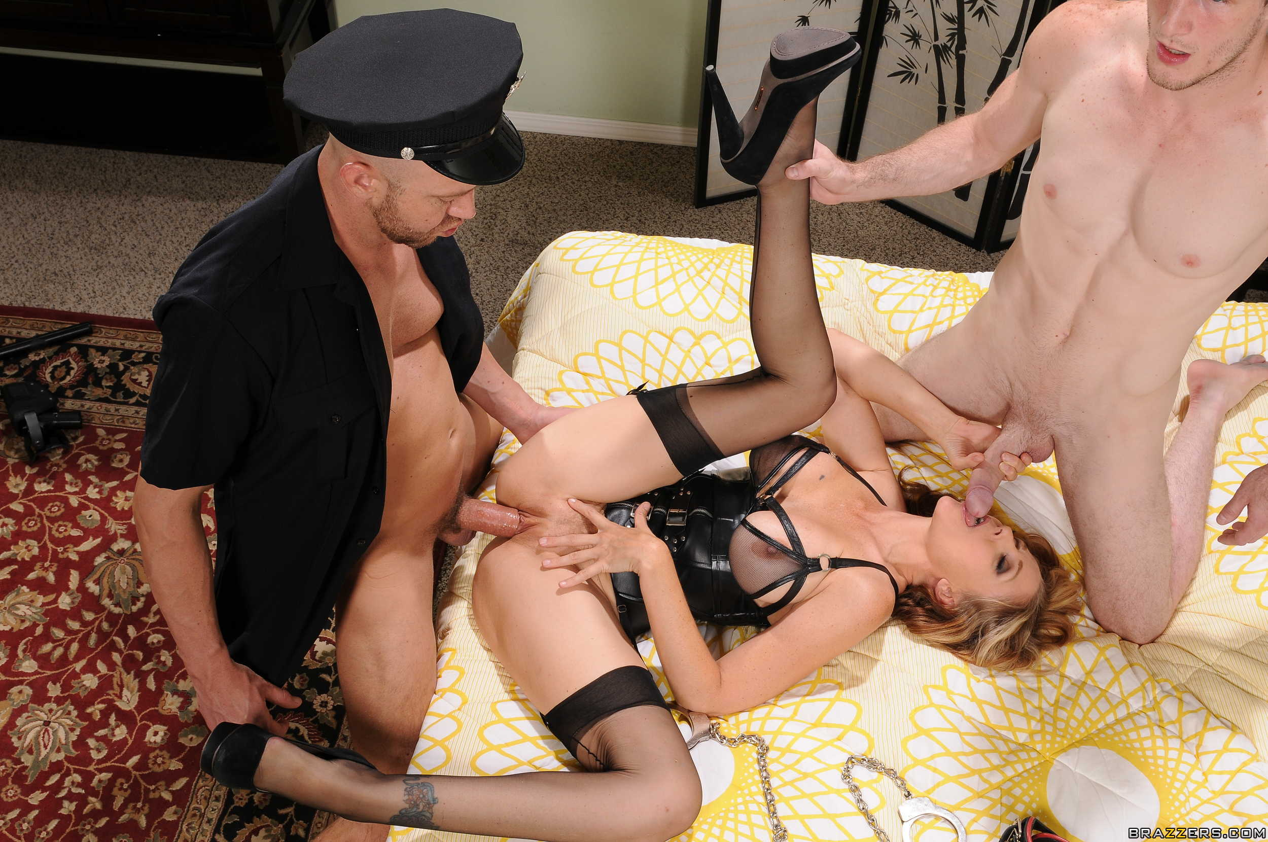Julia Ann Behind Closed Doors