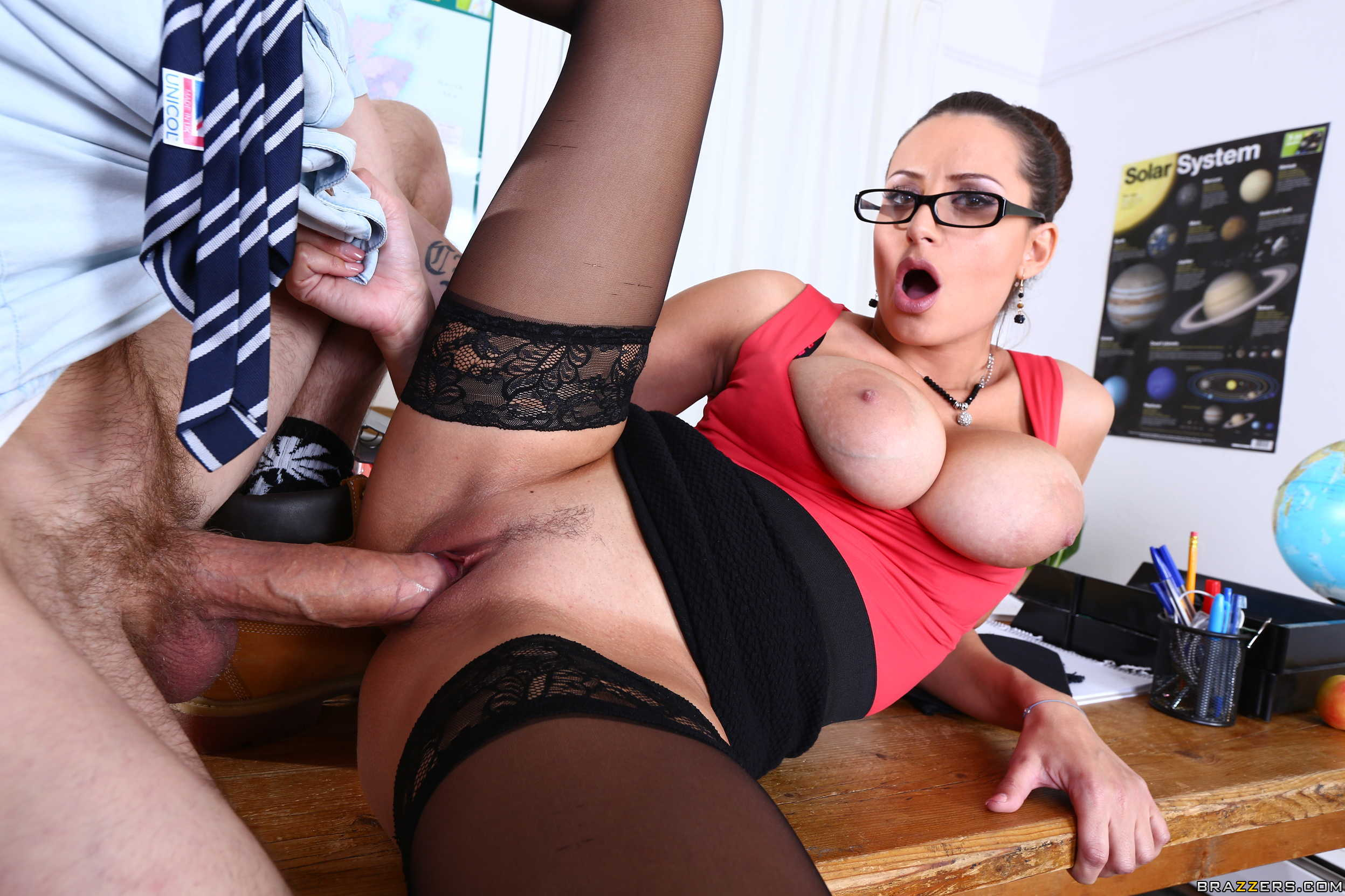 image Brazzers big tits at school big tits in history part 2 s