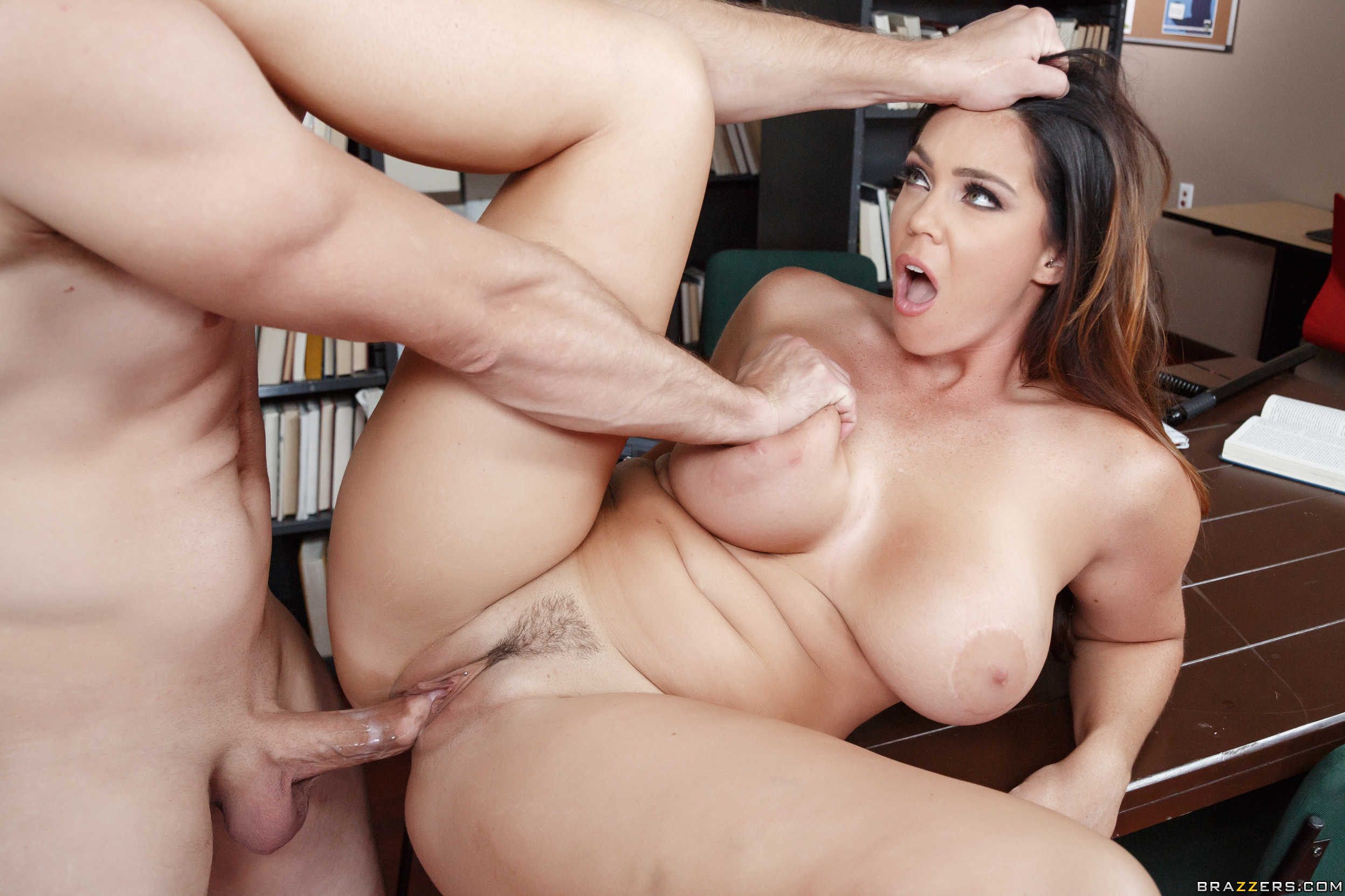 Alexis fawx wild fucking in the kitchen 5