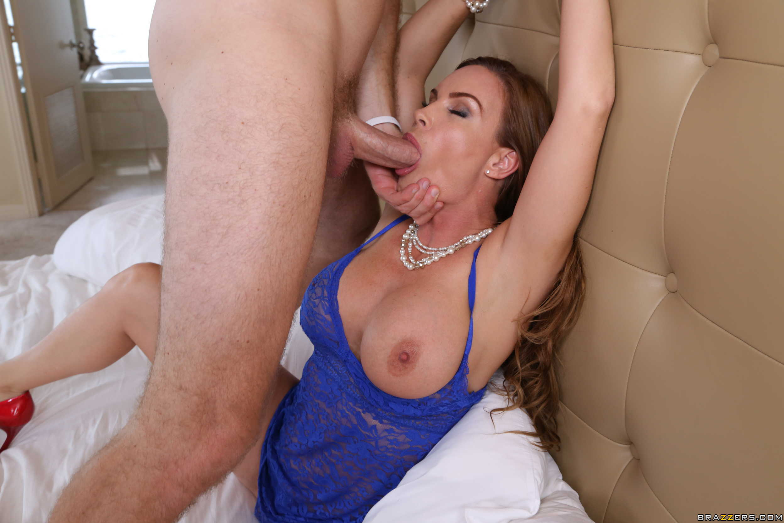 Properties Big tit stepmom