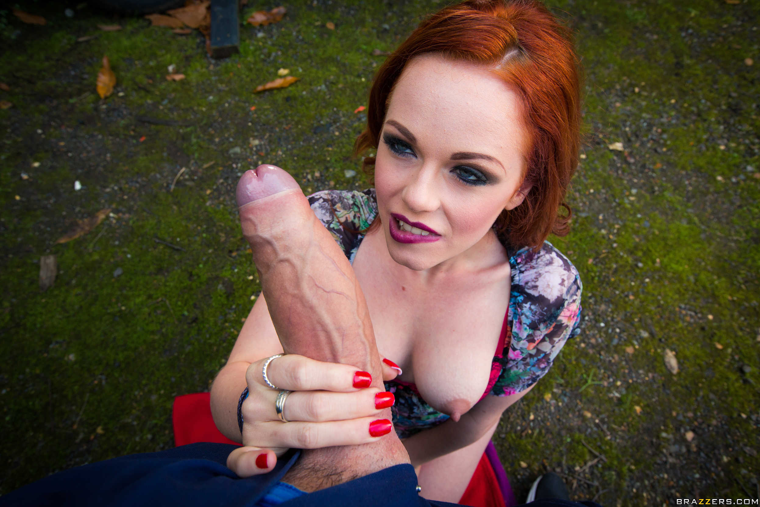 :-) Scene i want to fuck redhead love white skinny