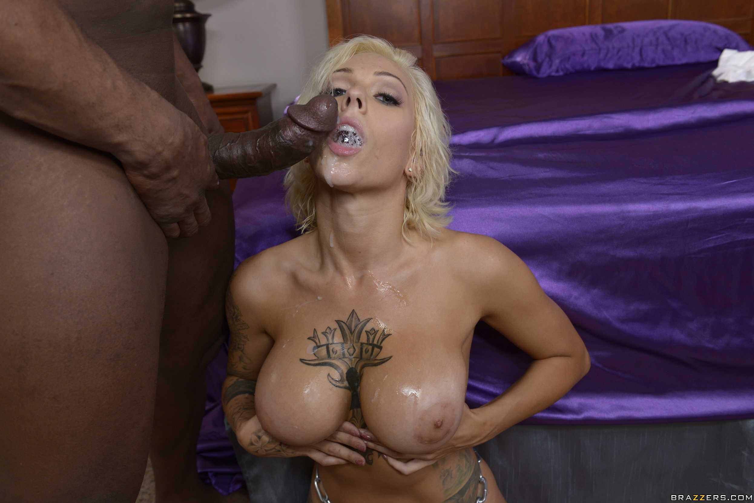 Harlow harrison loves having wild anal sex with her hunk 10