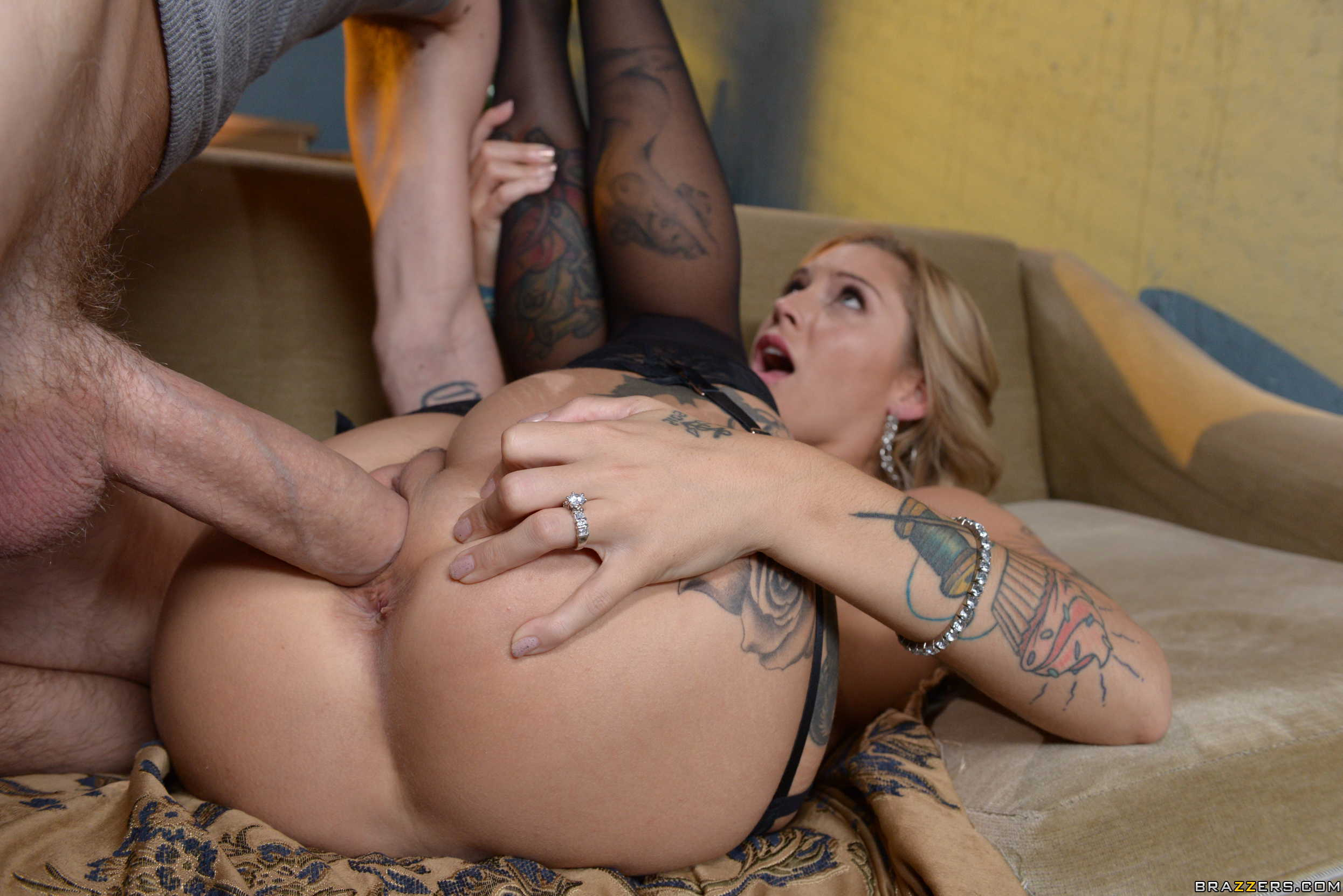Buffy creampie busty lucie wilde