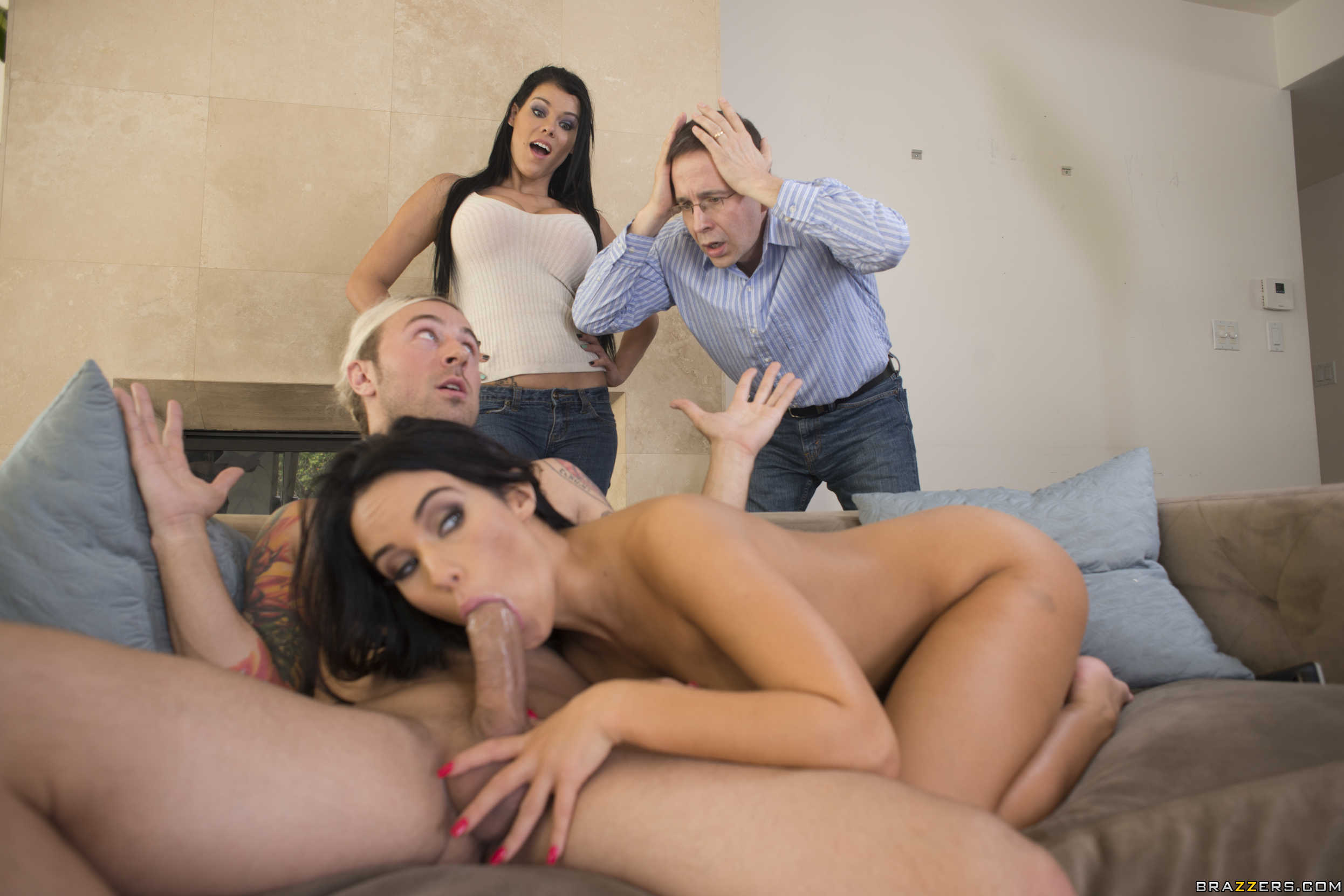 Sex porn two gilrs and one boy sex