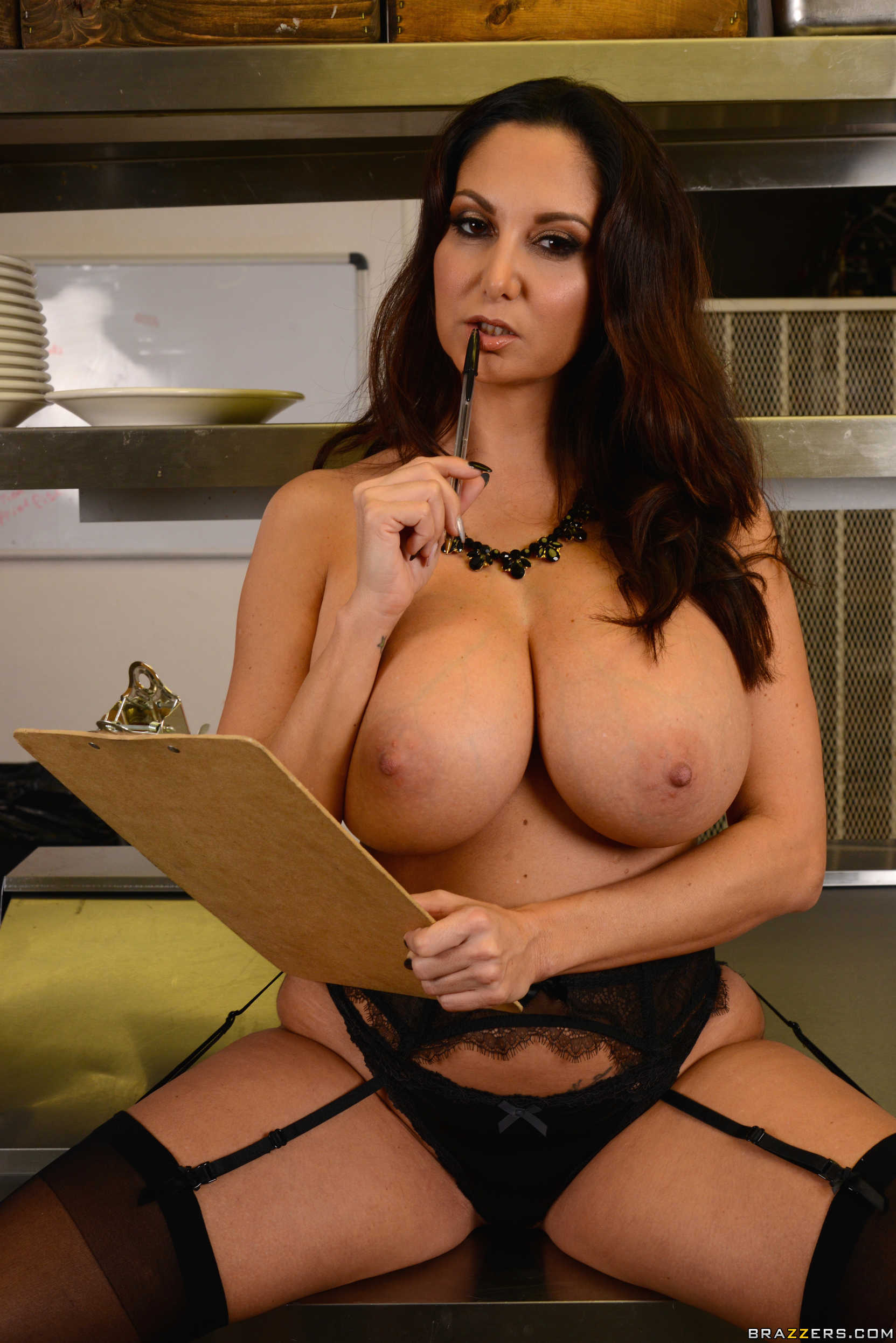 Brazzers ava addams maid for fucking speaking