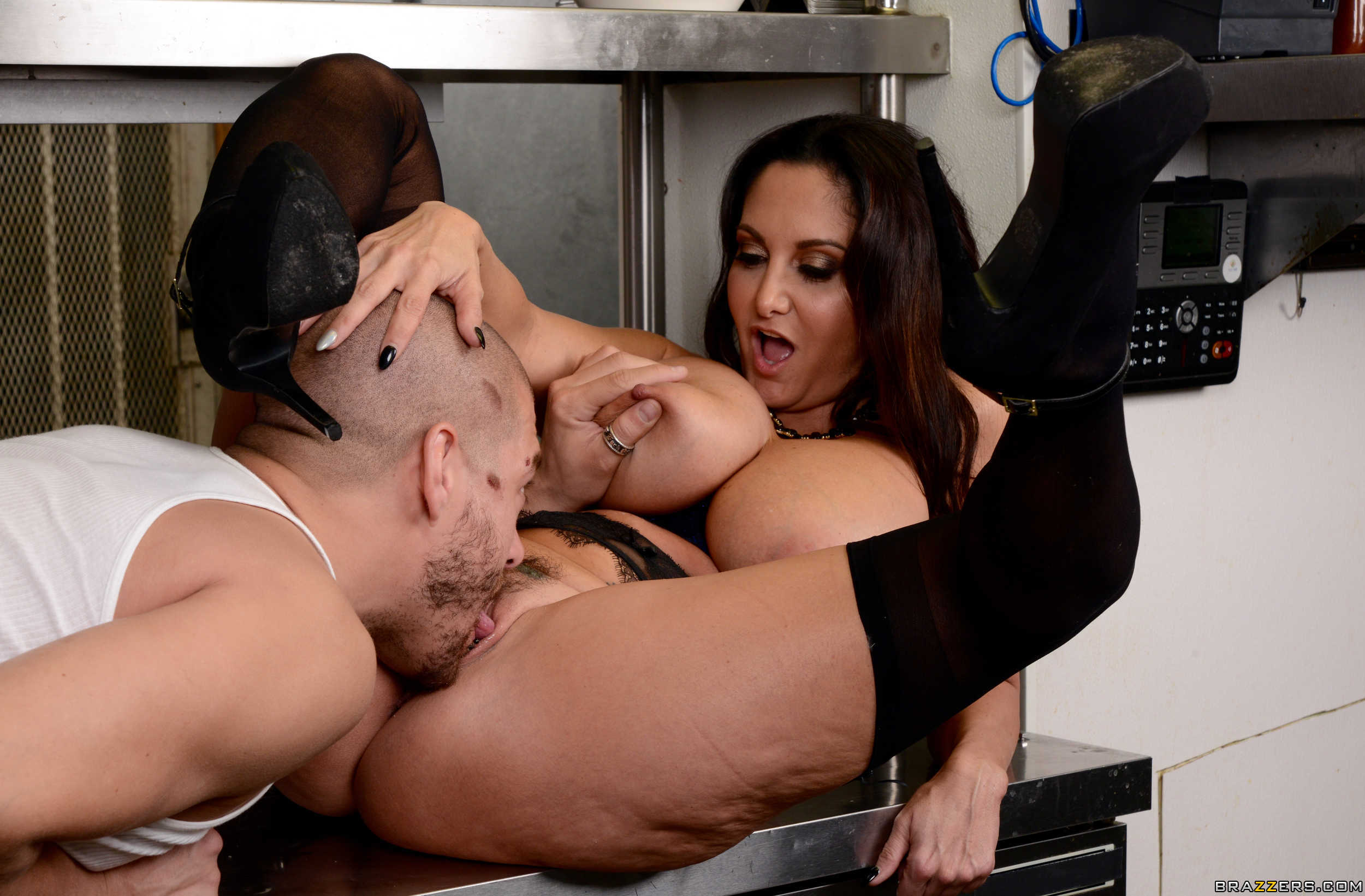 Brazzers ava addams maid for fucking have