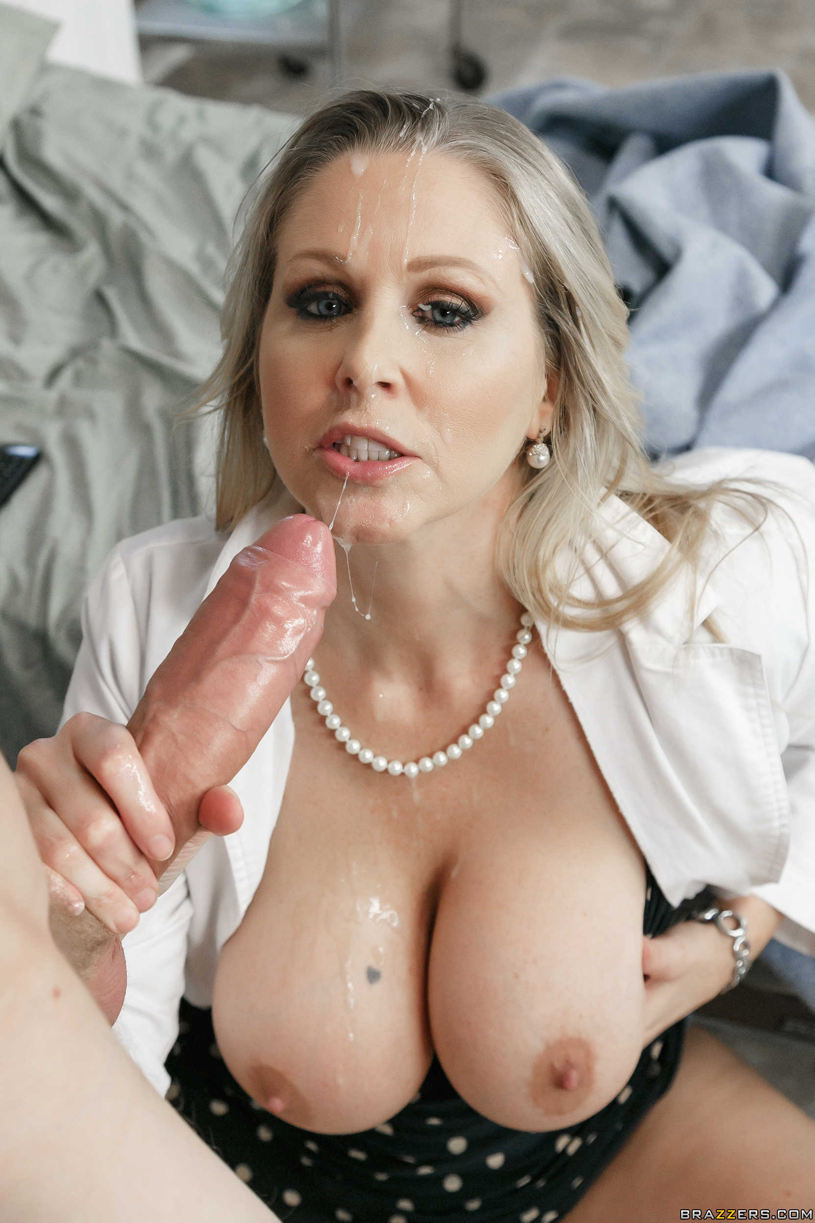Milf doctor demands anal gapes in lieu of payment 9