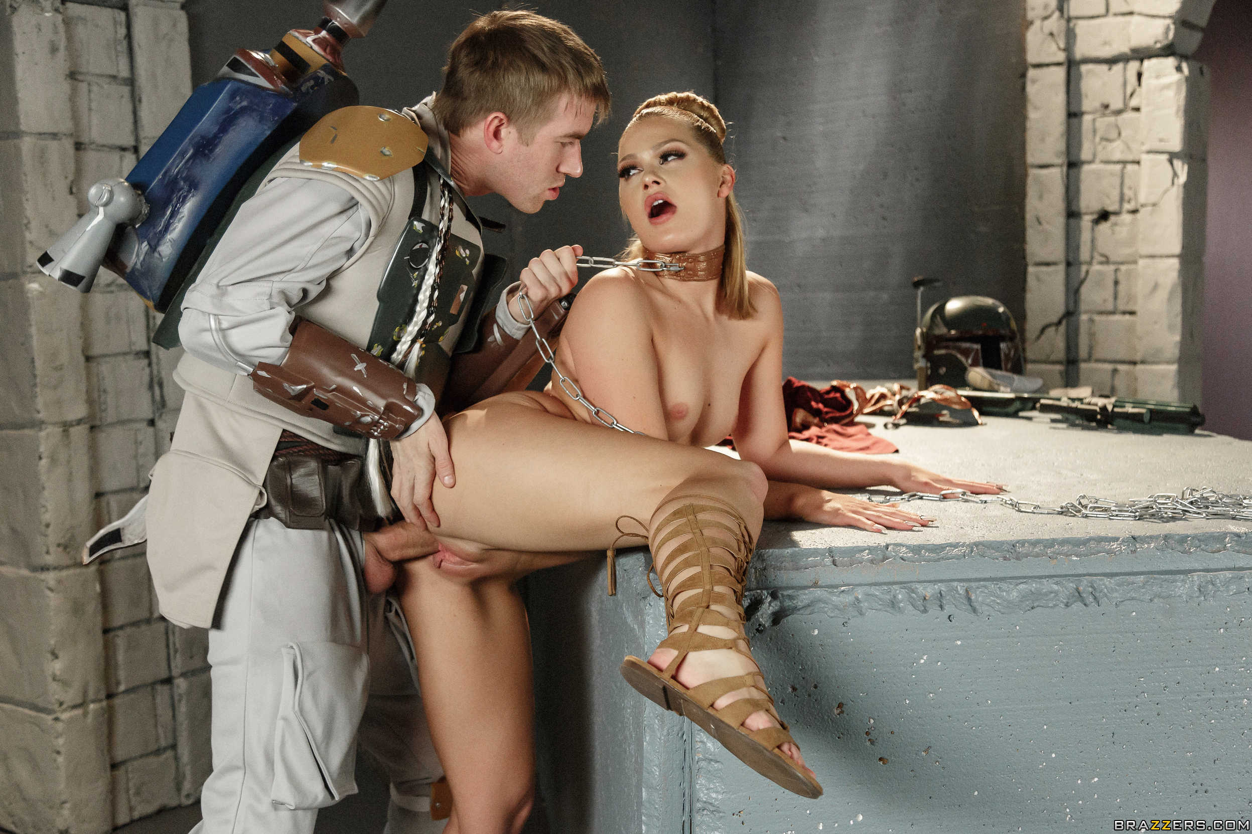 Home Abby Cross In Star Whores Princess Lay05