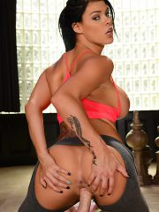 Peta Jensen in Yoga For Perverts