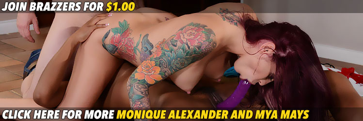 A Family Affair Monique Alexander Mya Mays Banner