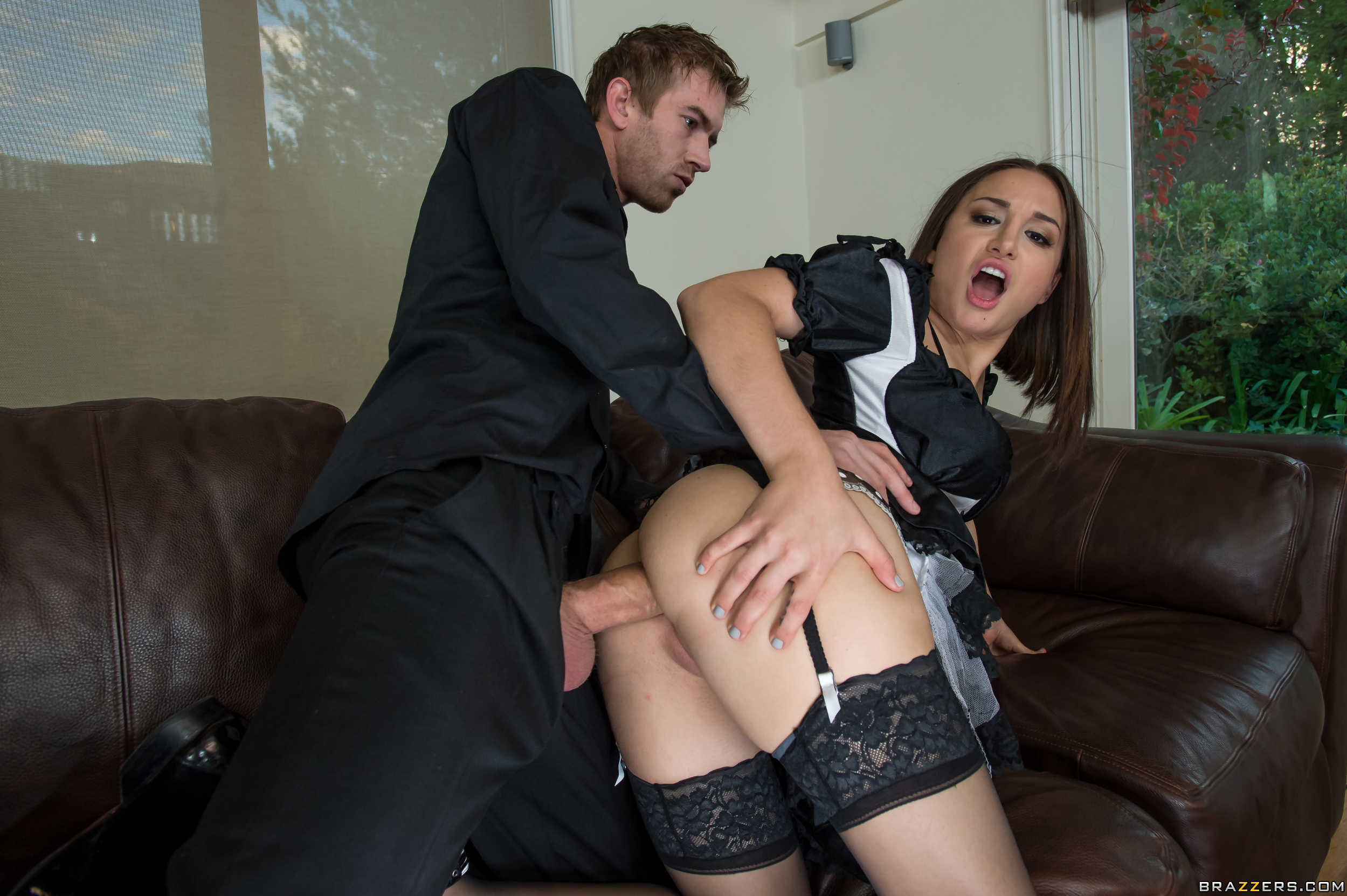She loves to play master and servant