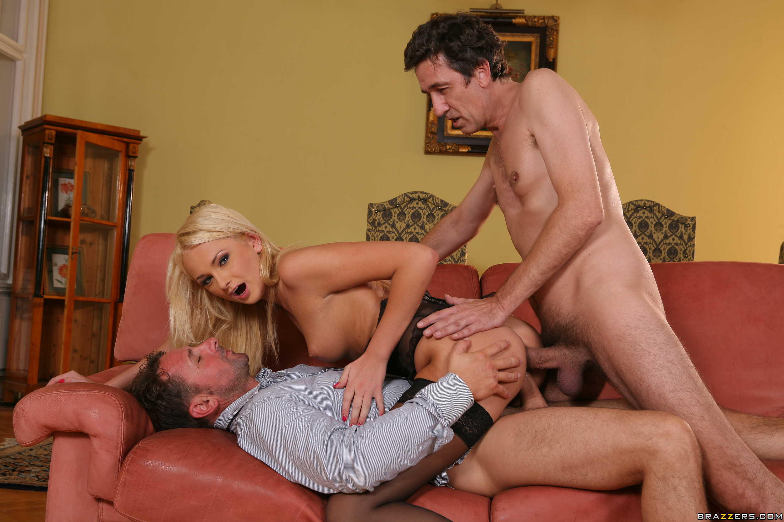 British Swingers Anal Party