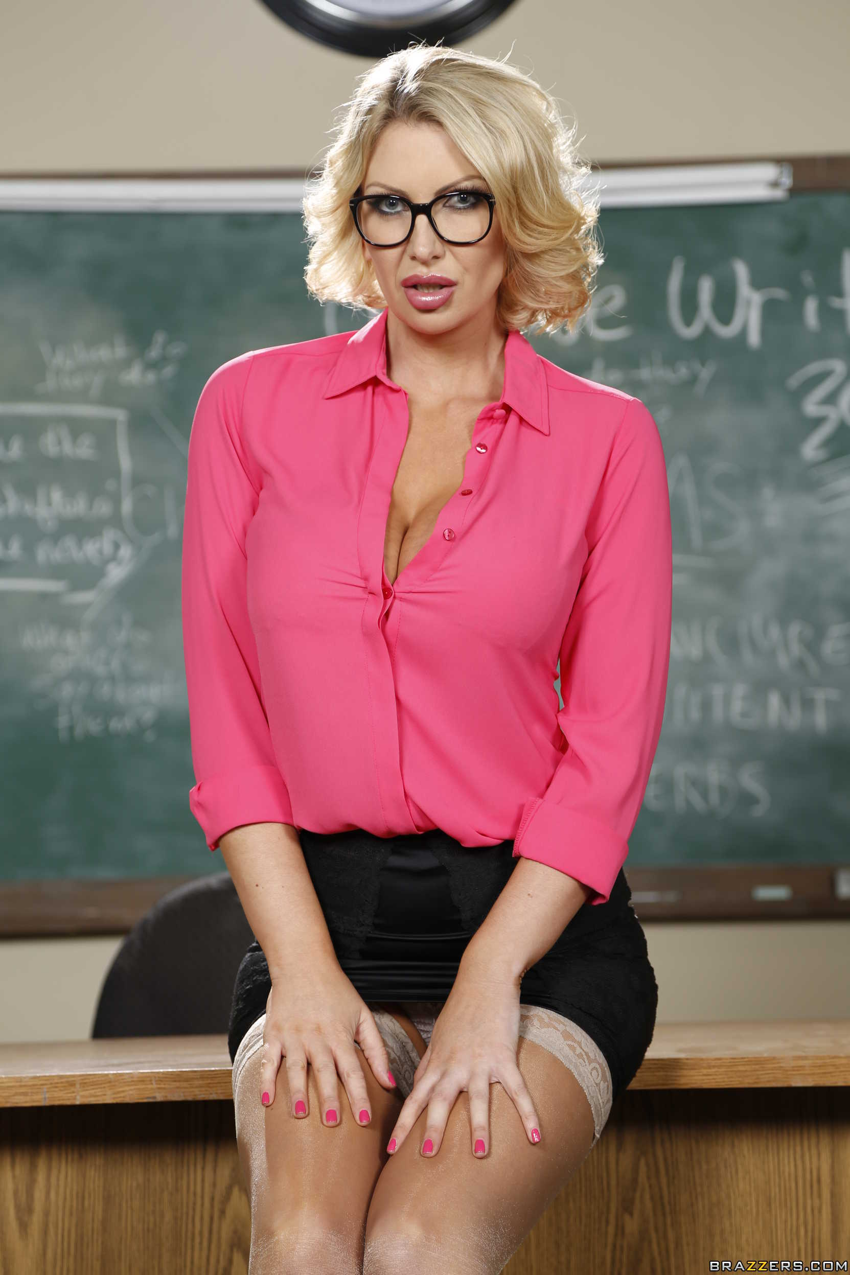 Milf teacher ass fucked
