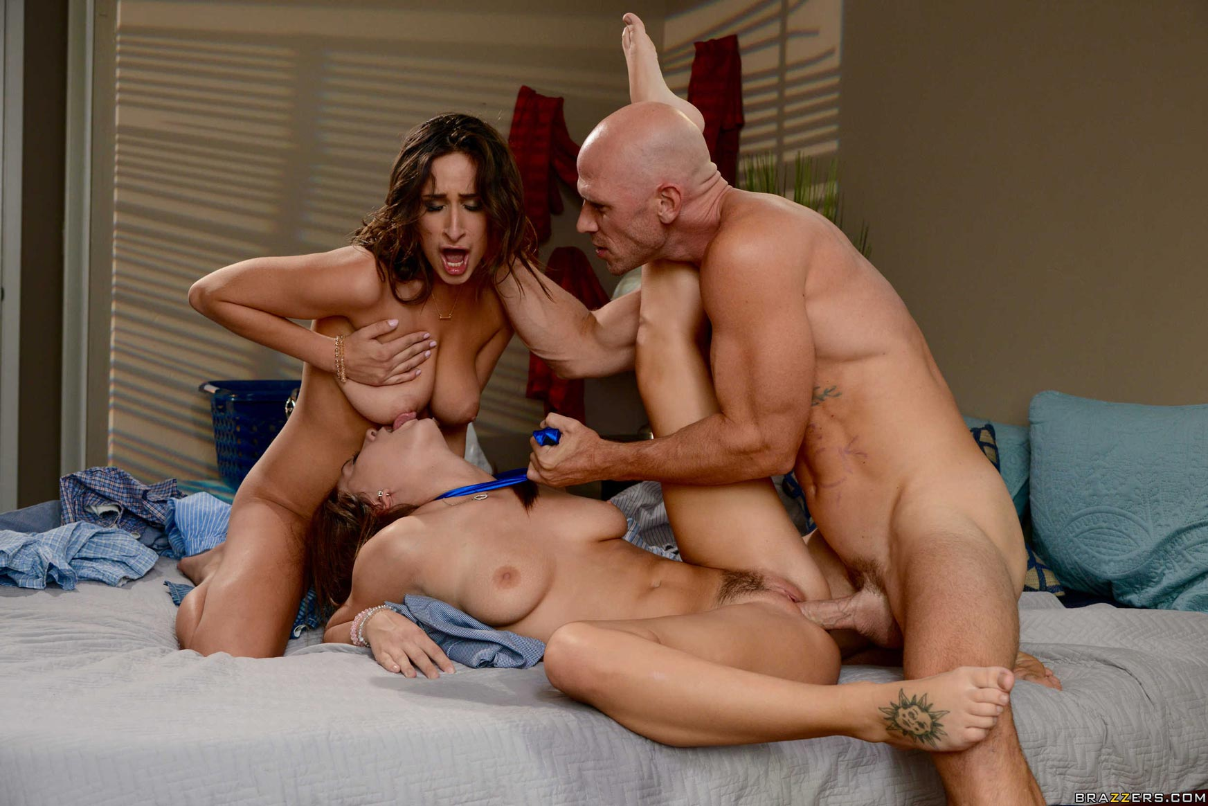 Ashley Adams Brazzers House